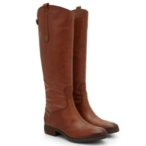 Sam Edelman Leather Riding Boot